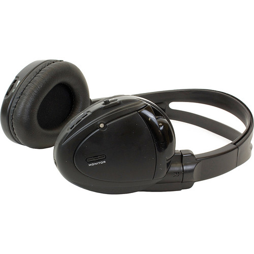 Williams Sound WIR RX15-2 Dual-Channel Infrared Wireless Headphones