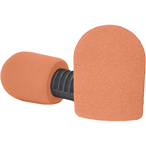 "WindTech 20/421 Series Windscreens for 1-7/8"" Diameter Microphones (Apricot)"