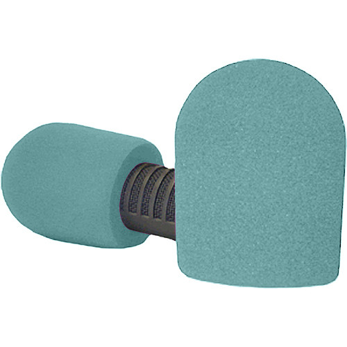 "WindTech 20/421 Series Windscreens for 1-7/8"" Diameter Microphones (Sea Green)"