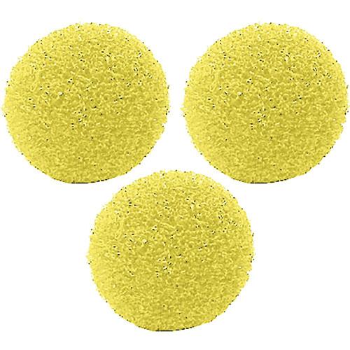 "WindTech Windscreen- 3/16"" (3-Pack) - Yellow"