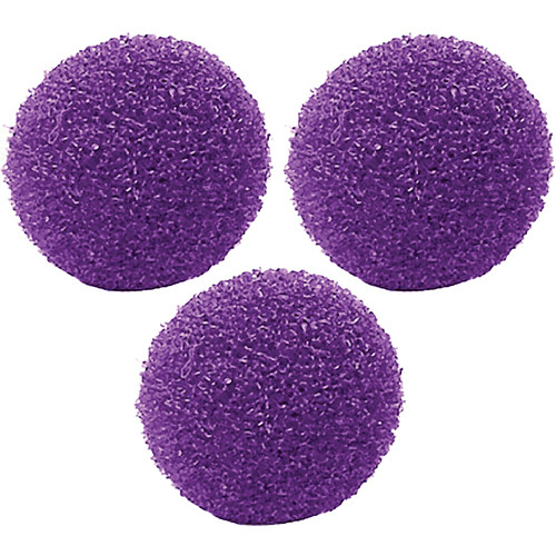 """WindTech Windscreen- 3/16"""" (3-Pack) - Purple"""