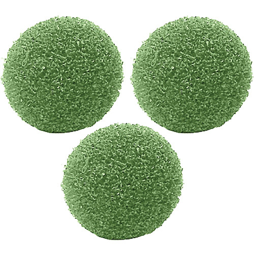 "WindTech Windscreen- 3/16"" (3-Pack) - Green"