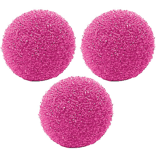 "WindTech Windscreen- 3/16"" (3-Pack) - Neon Pink"