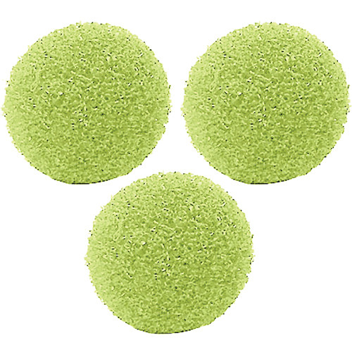 "WindTech Windscreen- 3/16"" (3-Pack) - Neon Yellow"