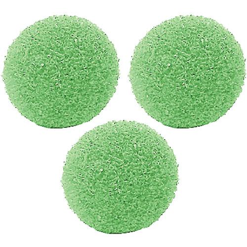 "WindTech Windscreen- 3/16"" (3-Pack) - Neon Green"