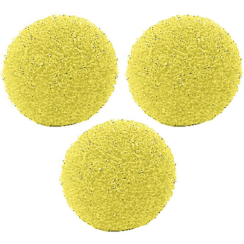 "WindTech Windscreen 1/8"" (3-Pack) - Yellow"