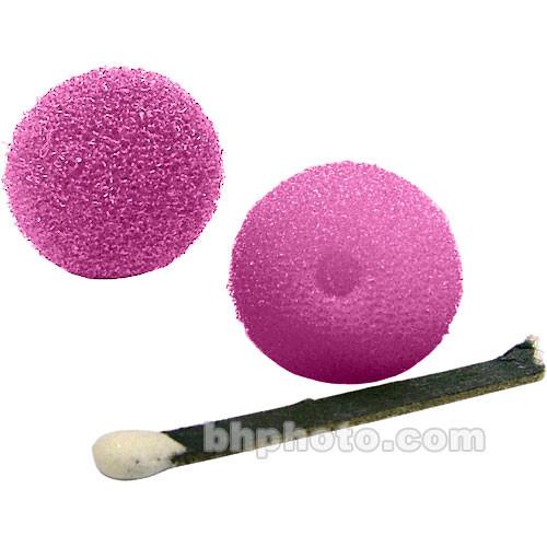 """WindTech Foam Windscreen 1/8"""" (Pink)"""