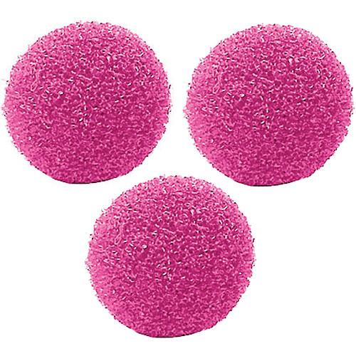 "WindTech Windscreen 1/8"" (3-Pack) - Neon Pink"