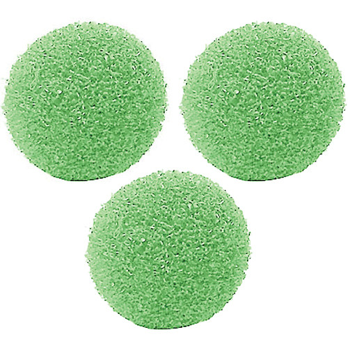 "WindTech Windscreen 1/8"" (3-Pack) - Neon Green"