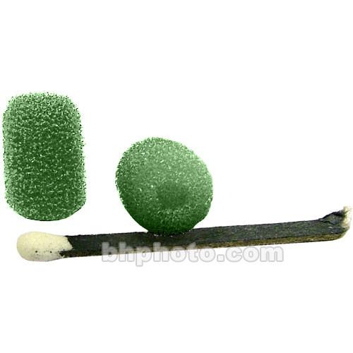 """WindTech Foam Windscreen 1/8"""" (Green)"""