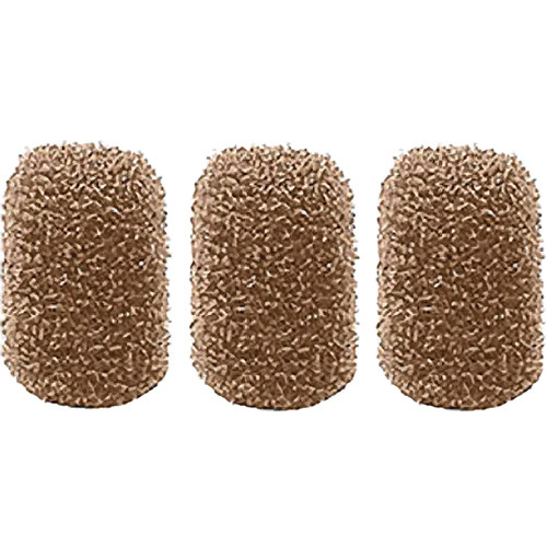 "WindTech Windscreen - 1/8"" (3-Pack) - Tan"