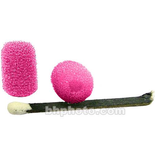 """WindTech Foam Windscreen 1/8"""" (Neon Pink)"""