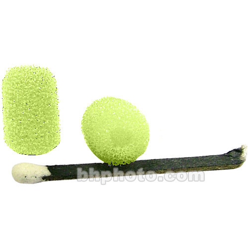 "WindTech Foam Windscreen 1/8"" (Neon Yellow)"
