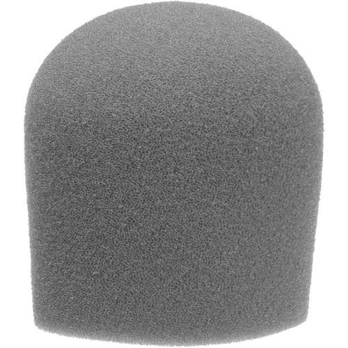 "WindTech 900 Series Microphone Windscreen - 1-5/8"" Inside Diameter (Grey)"