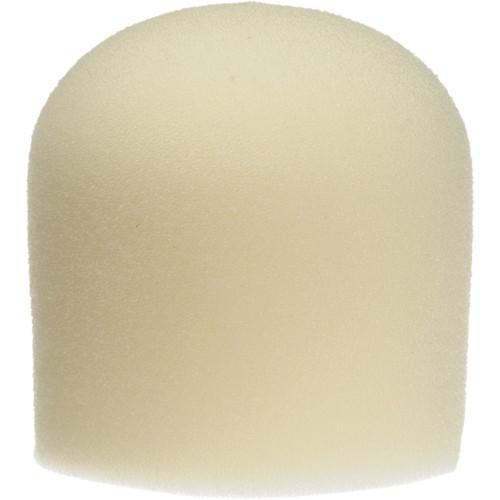 "WindTech 900 Series Microphone Windscreen - 1-5/8"" Inside Diameter (Off White )"