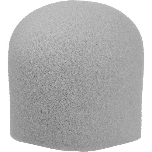 "WindTech 900 Series Microphone Windscreen - 1-5/8"" Inside Diameter (Light Gray )"