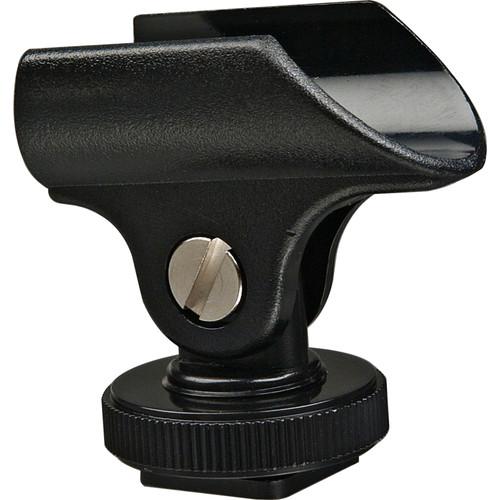 WindTech Hot-Shoe Shotgun Microphone Clip