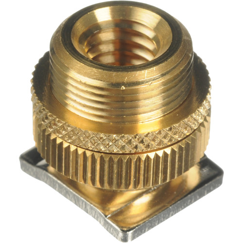WindTech CM-57 Hot Shoe Adapter (Brass)