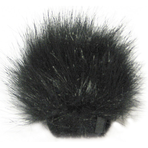 WindTech Fur Fitted Microphone Windshield
