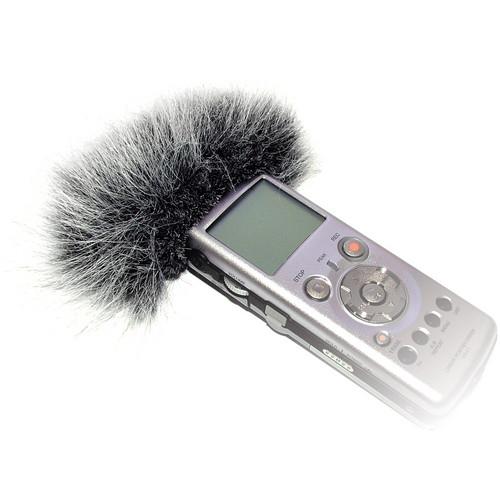 WindTech MM-50 Mic-Muff Fitted Fur Windscreen