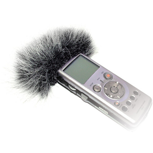 WindTech MM-50 Mic-Muff Fitted Fur Windscreen