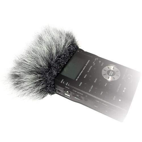 WindTech MM-51 Mic-Muff Fitted Fur Windscreen