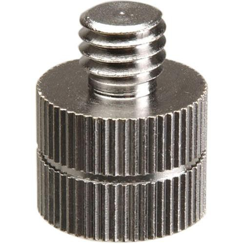 Elation Professional U.S. to European Stud Adapter (Chrome)