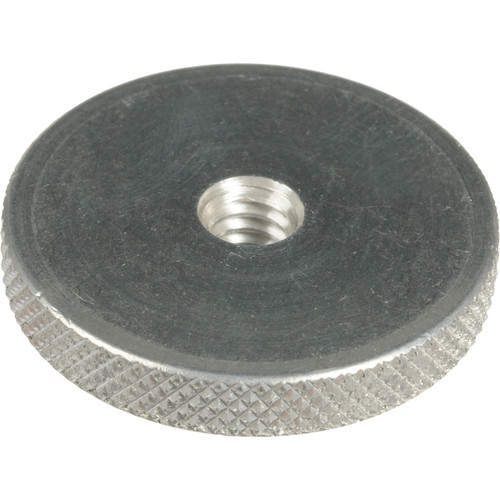 "WindTech M-6 Large Knurled Edge 1/4""-20 Locknut"
