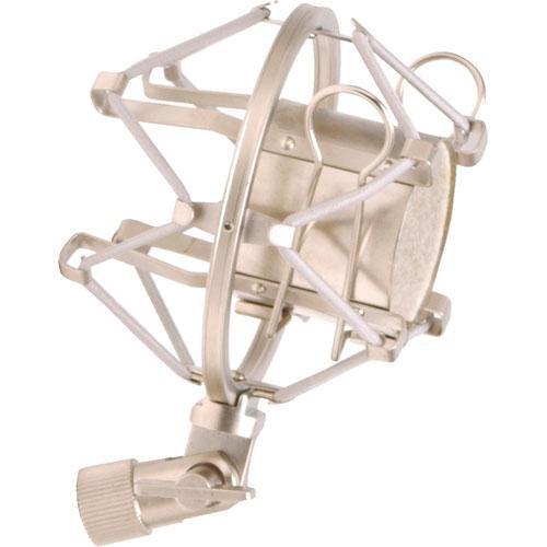 WindTech SM-3 Microphone Suspension Shock Mount (Gold)