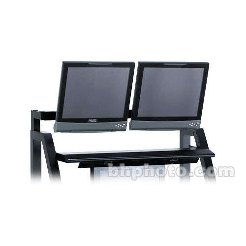 """Winsted 51050 24""""   Wide LCD Monitor Bridge"""