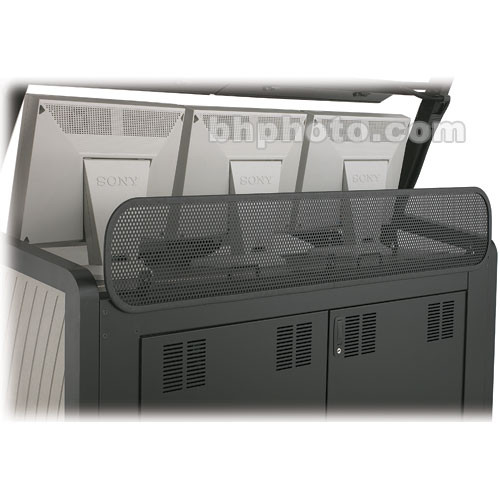 """Winsted 51142 36"""" Perforated Back Panel"""