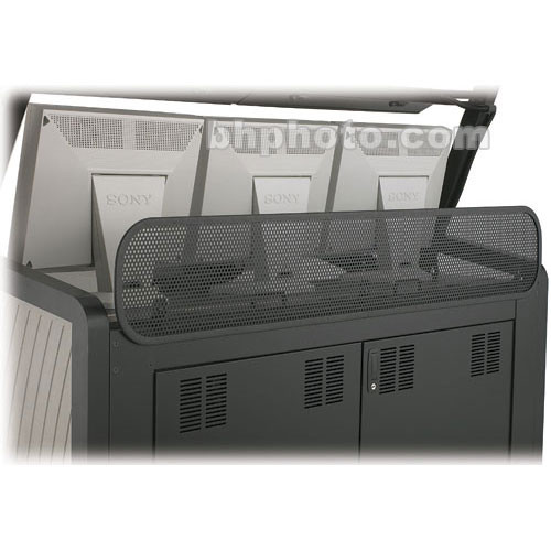 """Winsted 51143 52"""" Perforated Back Panel"""