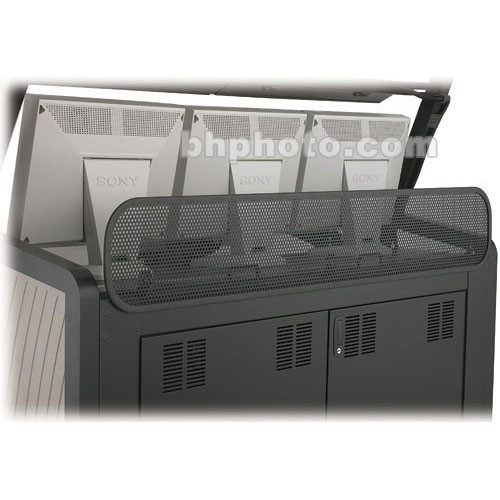 """Winsted 51145 60"""" Perforated Back Panel"""
