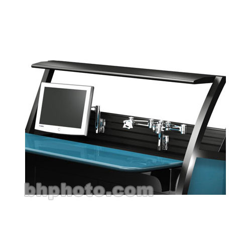 Winsted Dual LCD Slatwall Mount