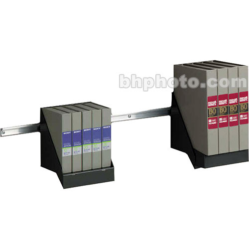 "Winsted Aluminum Hanger Bar Storage System 34.5"" (876mm)"