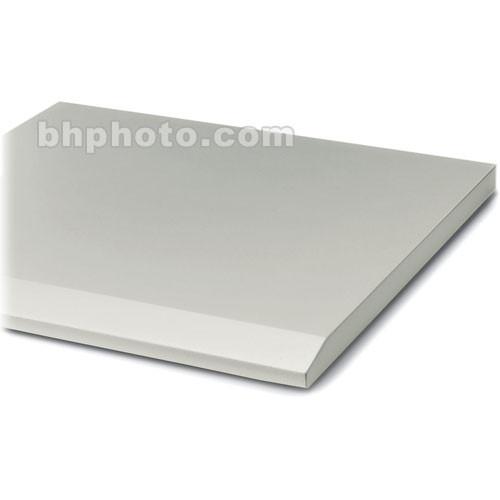 "Winsted 90&deg Corner Shelf with 1.75"" PVC Front"