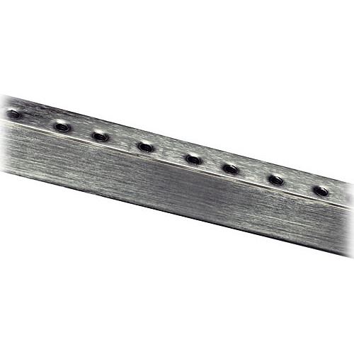 "Winsted 84244  Rack Rail with Tapped Holes 19.25""  (489mm)"