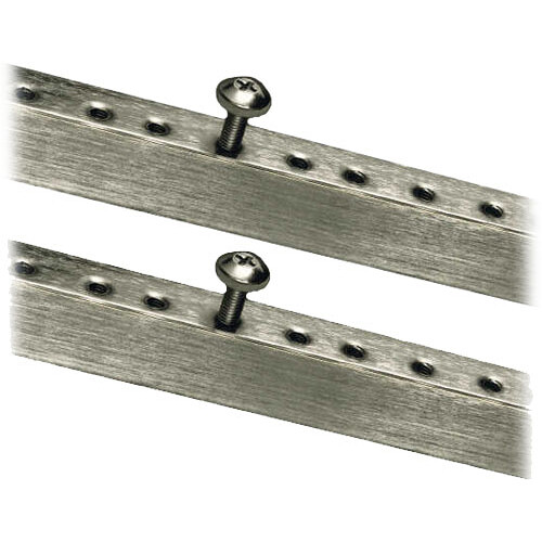 "Winsted 84245 Rack Rail with Tapped Holes 24.5"" (622.3mm)"