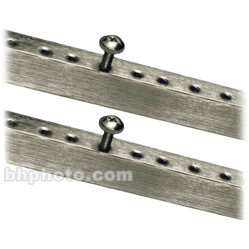 "Winsted 84247 Rack Rail with Tapped Holes 35"" (889mm)"