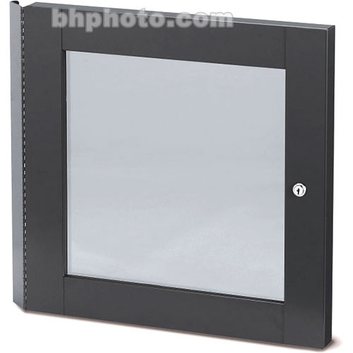"Winsted 84342  Lift-off Locking Plexiglass Door for 19.25""  Racks"