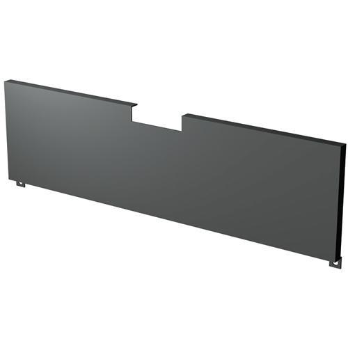 Winsted Flush Mount Work Shelf Bracket Filler Panel (Pearl Gray)