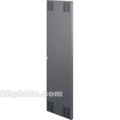 Winsted 85342  Lift-Off Locking Solid Door 11U (Pearl Grey)