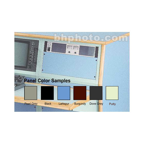 Winsted 85601 Laminate Blank Panel (2U)