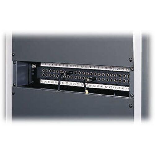 Winsted 86227 Recessed Rack Rail Bracket (2U)