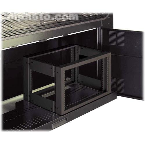 """Winsted 88002 10.5"""" Rack Cabinet (Black)"""