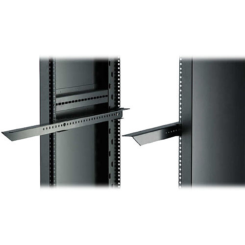 Winsted Universal Shelf Support Brackets (Black)