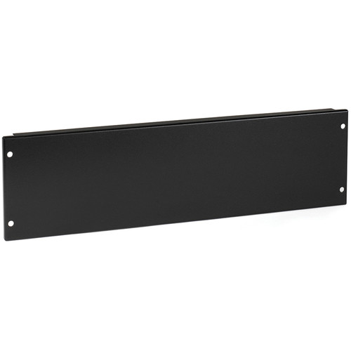 "Winsted 99151 21"" (12U) Black Blank Panel"