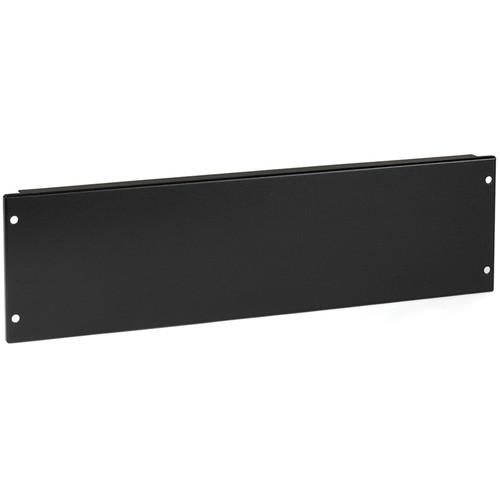 """Winsted 99151 21"""" (12U) Black Blank Panel"""