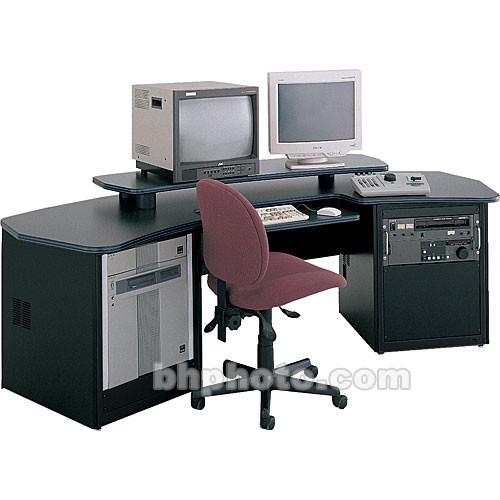 Winsted Dual Desk with Adjustable Shelf