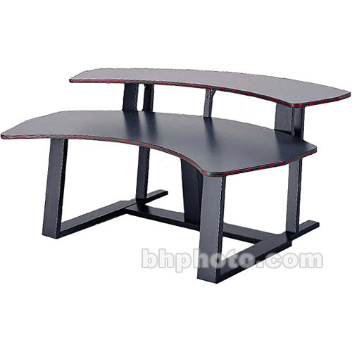 Winsted Digital Wrap Around Desk with Riser